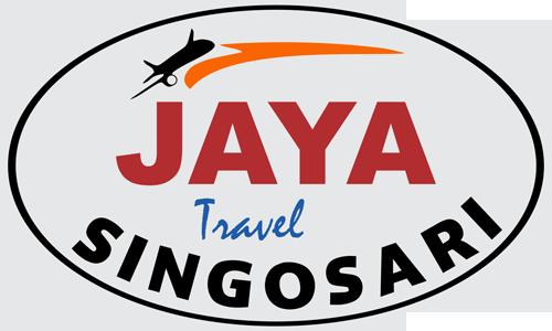 JAYA TRAVEL SINGOSARI || Tiket Pesawat || Kapal Laut PELNI || Kereta Api (KAI) || Travel & Drop Malang-Juanda-Surabaya-Perak (PP) logo